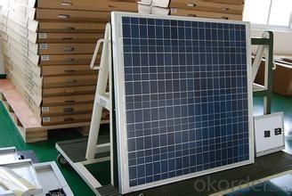 Mono 230W-270W Solar Panel CE/IEC/TUV/UL Certificate
