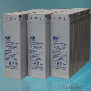 Colloidal Battery 12 v series of communication