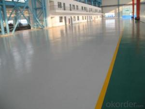 Epoxy Floor Coating of Construction Chemicals from China Best Price