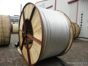 Galvanized Steel Wire Strand GSW Messenger Wire, Overhead Ground