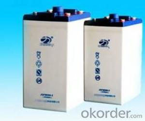 Colloid Storage Battery JGFM series 2 V 100AH ~ 3000AH
