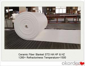 Com Ceramic Fiber Wool Blanket for Hot Blast Furnace Made In China