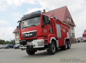 Fire Truck 2000L Isuzu 4X2 Small