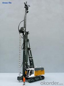 KLU20-600 Bored Pile Drilling Rig for Sale