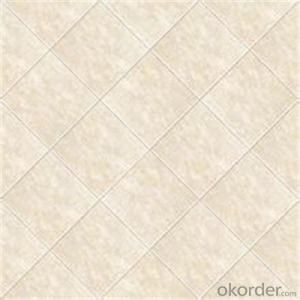 China Cheap Beige Villa Glazed Rustic Ceramic Tile