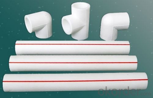 PPR All Plastic Fittings Pipe Plastic Material Elbow90°
