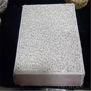 Alumina Ceramic Foam Filter for Molten Metal Filtering
