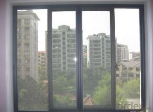 Fiberglass & Polyester Pleated Window Screen Mesh with Fold of 20mm