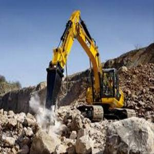 Hydraulic Rock Breaker for Excavator Mounted Machine  from China