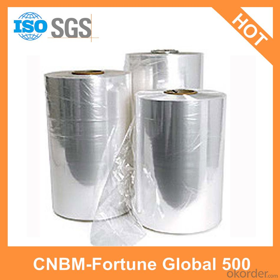 Custom PE Film Stretch Film High Quality Manufacturer
