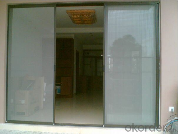 Fiberglass Door Insect Screen Mesh with High Quality