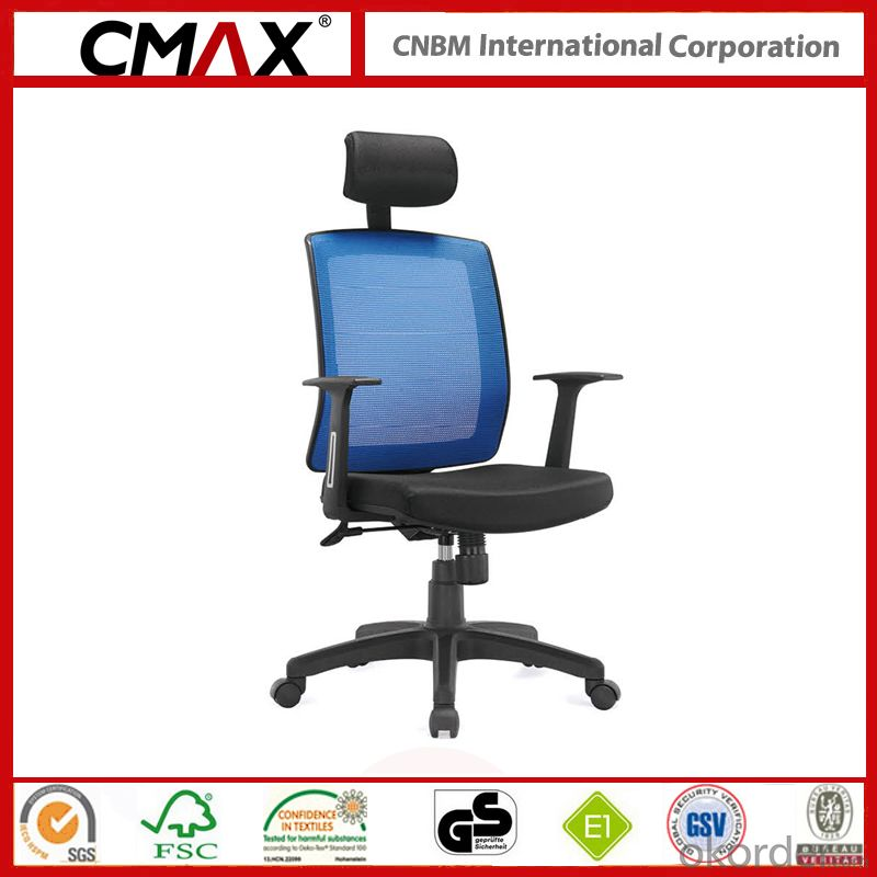 Manager Chair Office Furniture of Mesh Fabric