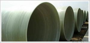 Fiber Reinforce Plastic Pipe/FRP Pipe in Injected Water