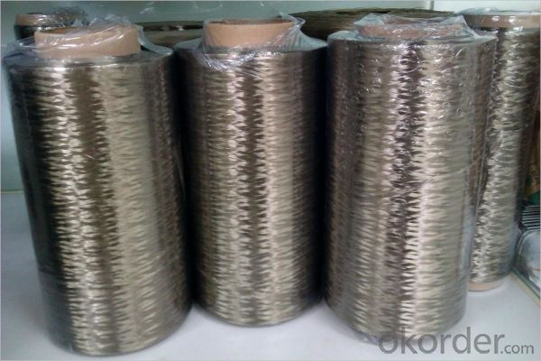 Corrosion Resistance Continous Basalt Fiber Roving