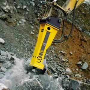 Hb 1550 Exvacator Mounted Hydraulic Rock Breaker in China