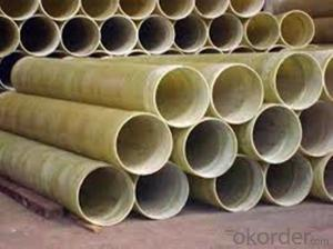 FRP Pipe (Fiber Reinforce Plastic)Pipe Light Weight