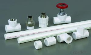 PPR Pipe Water Supply DN40mm  DIN 8078 White Colour