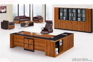 Office Desk Furniture for Manager with Modern Style