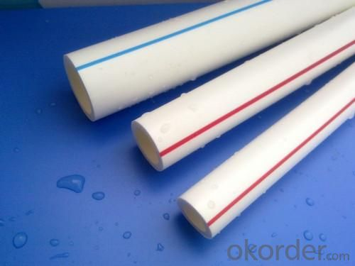 PPR Pipe Water Supply DN63mm  DIN 8078 White Colour