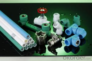 PPR Pipe Water Supply DN75mm  DIN 8078 White Colour