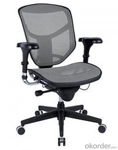Series Ergonomic Mesh Mid-Back Chair, Gray/Black