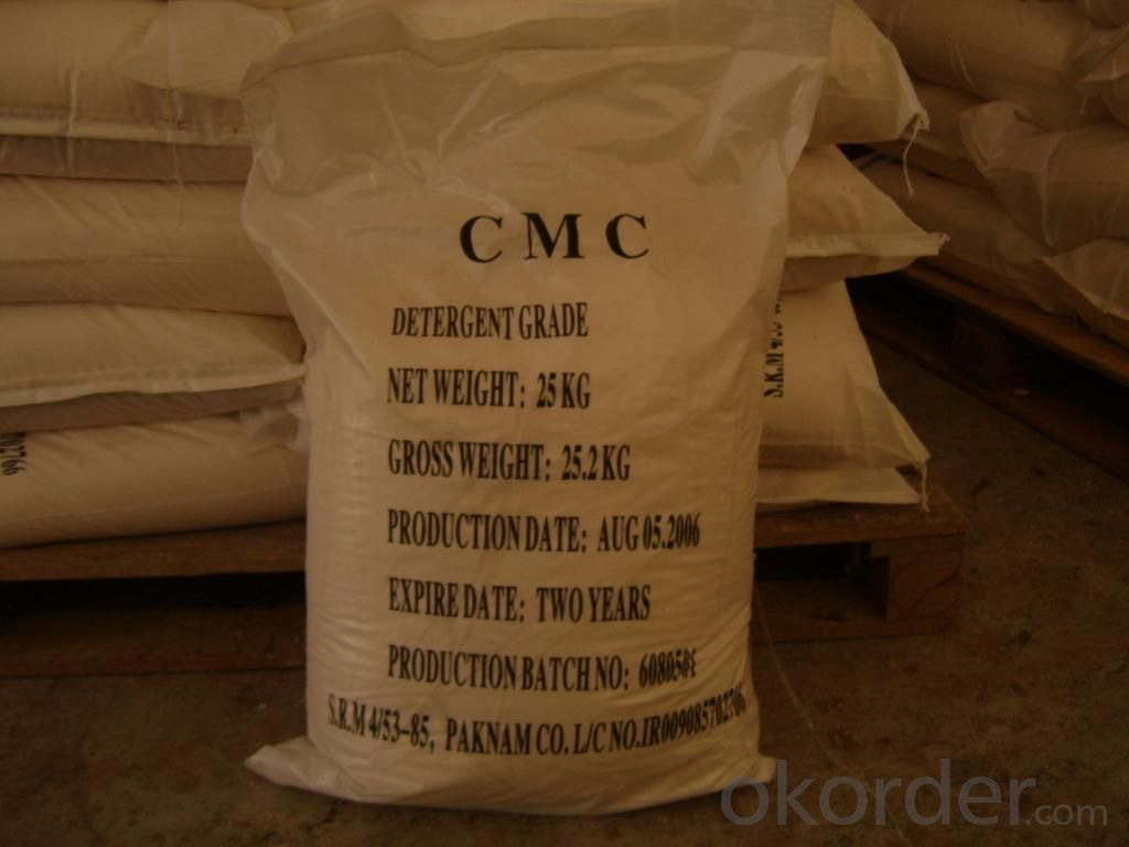 Best Quality of Carboxyl Methyl Cellulose