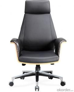 Office Leather Chair for Selling CMAX-2016