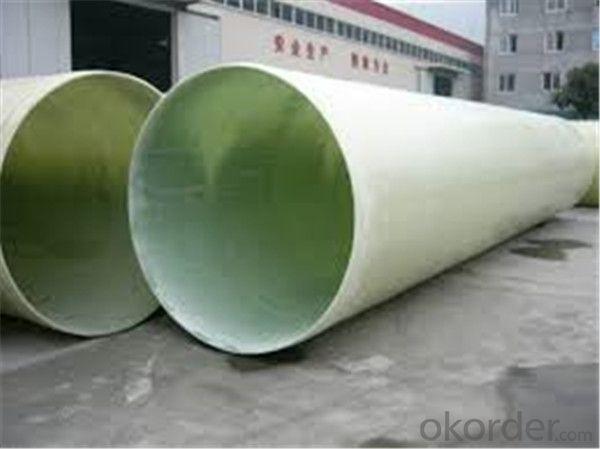 FRP Pipe Fiber Reinforce Plastic Pipe in Crude Oil Gathering Line