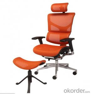 Executive Office Chairs with Leg Rest