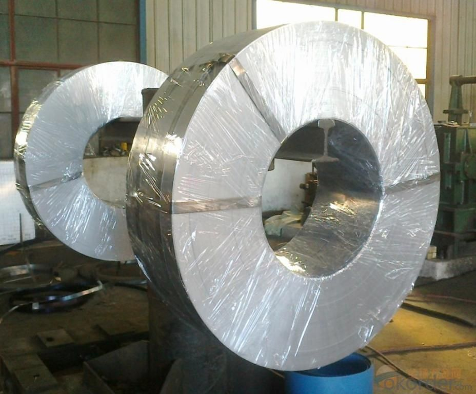 Cold Rolled Steel Coil -Good Visual Effect China