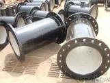"""Empalmes de tubos de hierro dúctil de hierro fundido EN598 DN1600 con forma de """"T"""""""