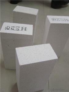 High Alumina Fire Resistance Insulation Brick for Blast Furnace