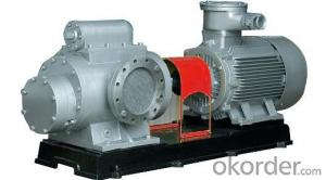 Twin Screw Pump for Oil Production and other Viscous Medium