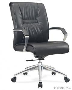Office Cow Leather Chair Classic Design