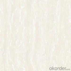 Polished Porcelain Tile Dragon Crystal Jade Serie White Color 26401/26402