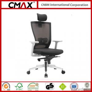 Mesh Fabric Office Furniture Director Chair