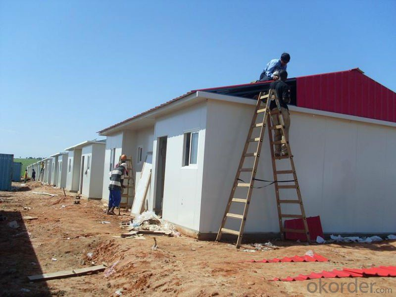 Sandwich Panel House Easy-installation and Cheap