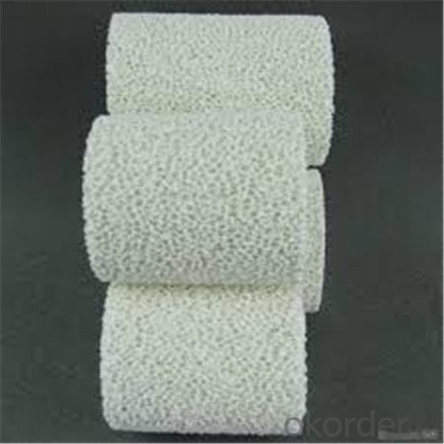 Zirconia Ceramic Foam Filter for Steel Casting, Foundry,Cast iron