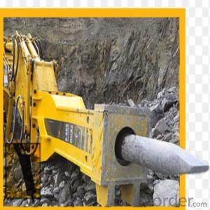 Excavator Mounted Hydraulic Concrete Breaker with High Quality