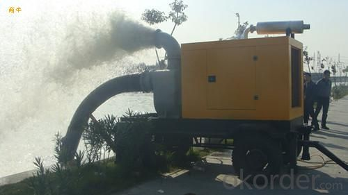 Portable Self-priming Single Suction Centrifugal Pump