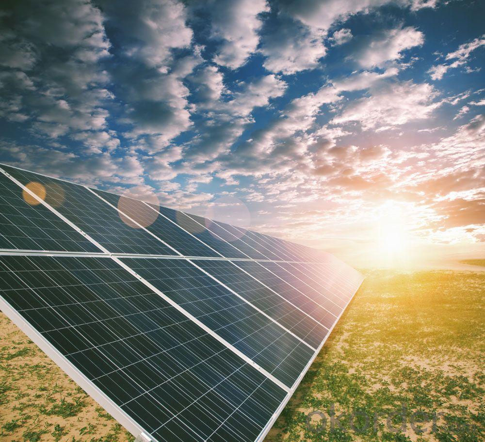 295W Polycrystalline silicon solar panels