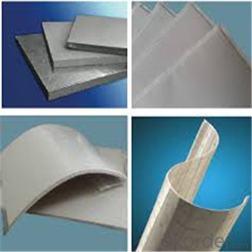 Microporous Insulation Panel as Insulation Materials for Bearing Strip