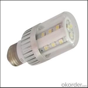 Led Car Light TUV CUL UL Bulb Corn E27 E14 6w 9w 27w Ip65 360 Degree