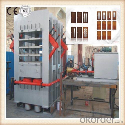 Composite Door Machinery Press Machinary