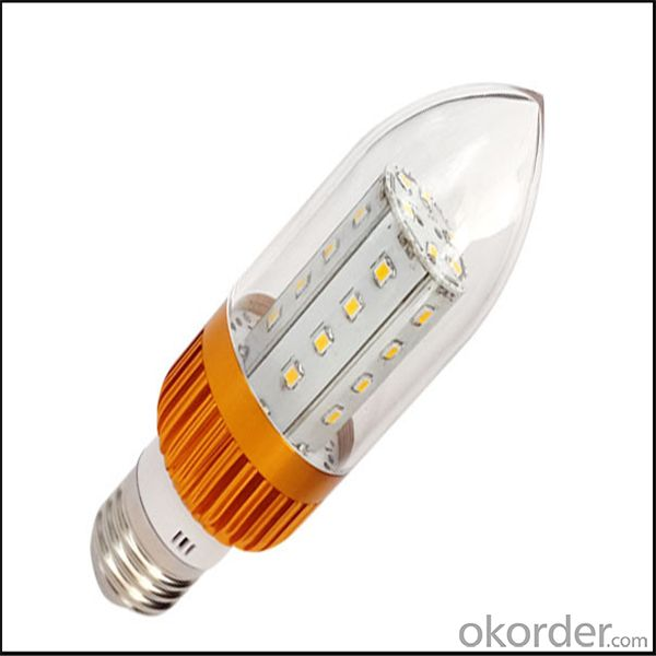 Garden Led Lights TUV CUL UL Bulb Corn E27 E14 6w 9w 27w Ip65 360 Degree