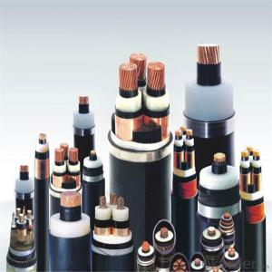 XLPE Insulated Multi-core Cables in China
