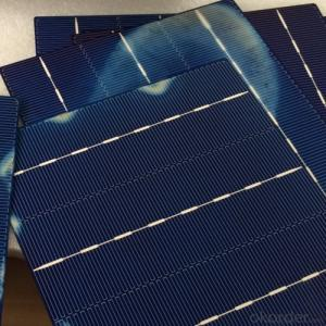 Solar Crystalline Cells Poly B Grade Low Price