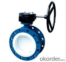 Butterfly Valve Electric Wafer Lug Type Eccentric