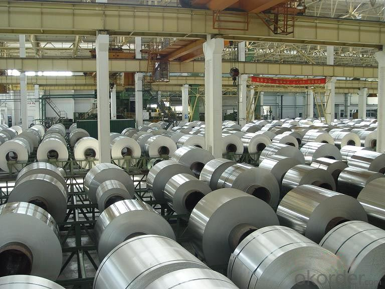Aluminum Coil in Low Price and Competitive Quality
