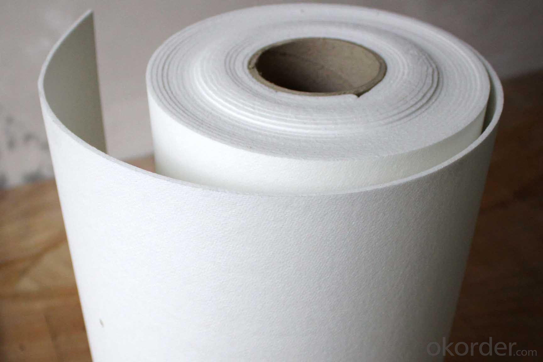Buy Low Thermal Conductivity Alumina Ceramic Fiber Paper